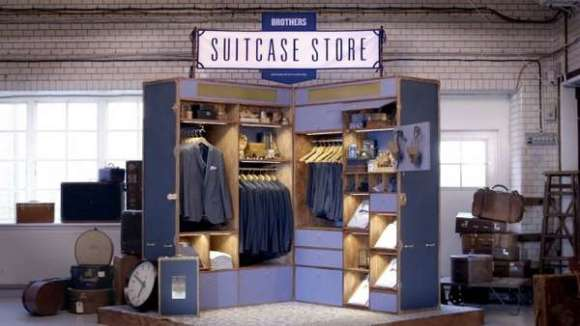 The Brothers Suitcase store